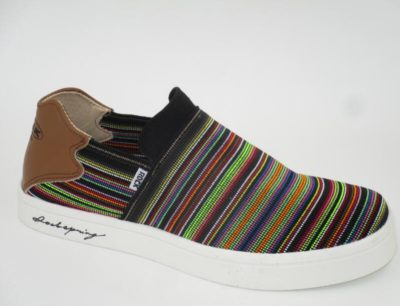Breezy Multi Dark Rainbow 7092